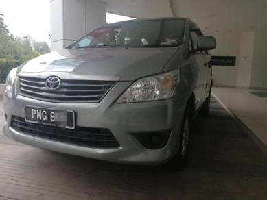 2015 Toyota Innova 2.0 (A)