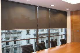 Office Window Black out Roller Blind