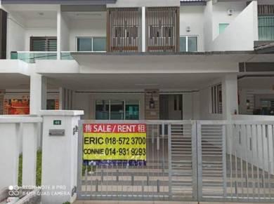 NEW Double Storey for Sell Sri Klebang Pine Park