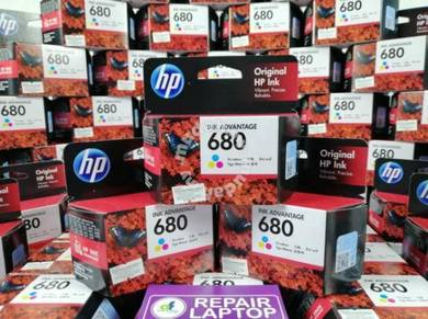 New ink hp 680 colour
