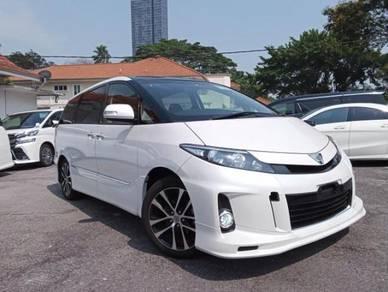 2015 Toyota ESTIMA 2.4 AERAS PREMIUM SUNROOF BODYK