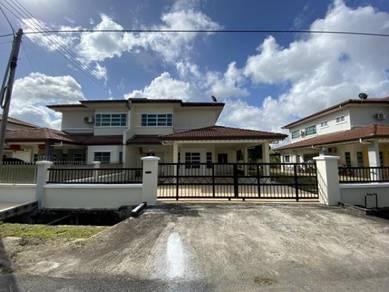 Desa bahagia Bandar Baru double storey semi-D (below Market value)