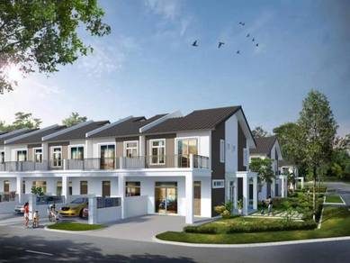 0 downpayment RM200 booking get 2Story Intercorner lot Ipoh freehold