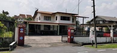 Double Storey Detached House at Kampung Gita Matang