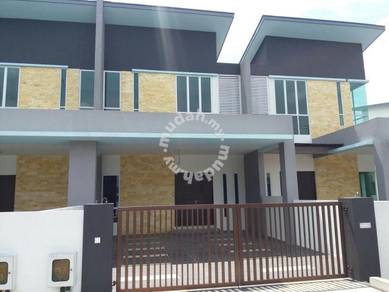 Double Storey Terraced Intermediate Near Kuching International Airport