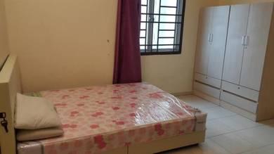 4 room condo to let in JB city center, Duta Impian