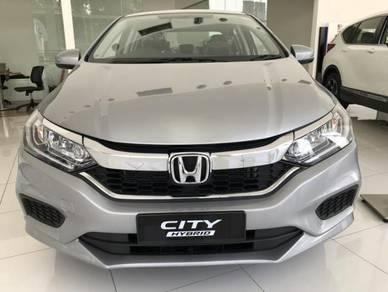 2019 Honda CITY 1.5 HYBRID (A)
