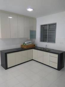 Unit for rent partially furnished, Johor Bahru