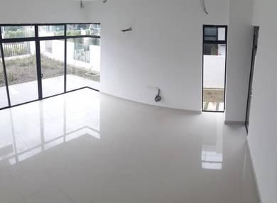 CORNER LOT Extra Land 2 Storey Villa Cinta Sayang Resort Villa