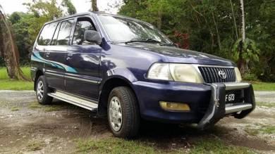 2003 Toyota UNSER 1.8 GLI FACELIFT (M)