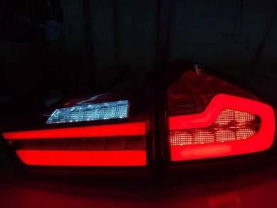 Honda city gm6 14-18 led tail lamp light taillamp