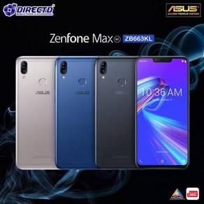 ASUS ZenFone MAX M2 (4GB RAM   4000 BATTERI)MYset