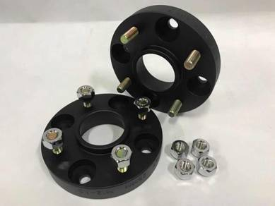 Satria Neo, Gen2 Hubcentric wheel spacer 25 mm