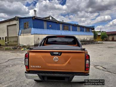 Nissan Navara NP300-Carryboy Soft-Lid WB (NEW)