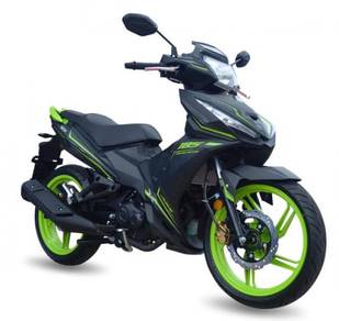 SYM VF3 185 Limited Edition with ABS