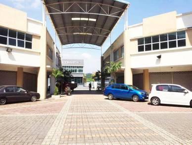 MURAH! 2 Storey Shoplot Cluster Pusat Perdagangan AlamJaya Puncak Alam