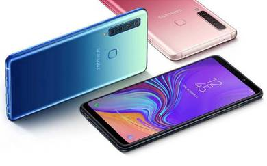 Samsung Galaxy A9 2018 [4 Camera|128GB ROM]MY set