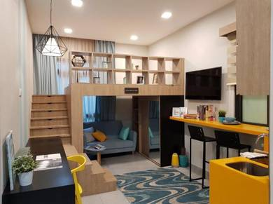 Neu Suite Cash Back RM8,000 at Jalan Ampang New Project Embassy Row