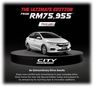 2019 Honda CITY 1.5 SE (A) Special Edition