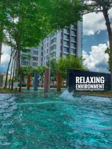 The Saffron Condominum - Low Floor Pool View Near to the City