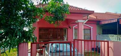 1 Storey Terrace End Lot Rantau Panjang Klang For Sale