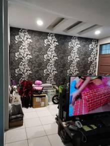 Bdc, Lapangan Terbang Double Storey Intermediate House For Sale