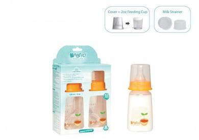 Babito Baby Feeding Bottle 4oz/120ml 2 in 1 Set