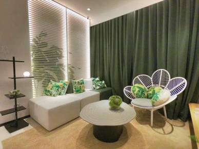 Residence Setapak , Renovated , 0% D/payment , Freehold