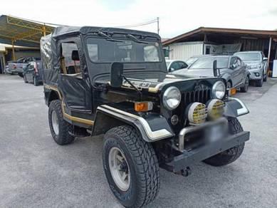 Used Mitsubishi Jeep for sale