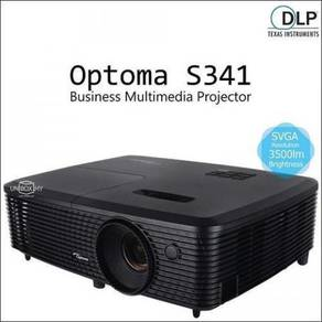 Optoma s341 dlp projector