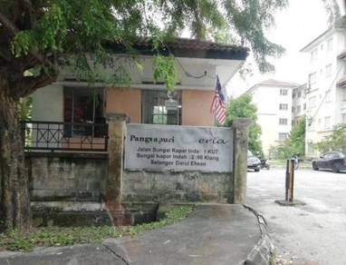 Ceria Apartment Taman Sg. Kapar Indah Klang [FREEHOLD]