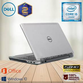 DELL LATiTUDE E6540 - I5 VPRO (NEW) 2YR WARRANTY
