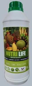 Eco-G Nutri Life - 1Liter - Foliar Fertilizer