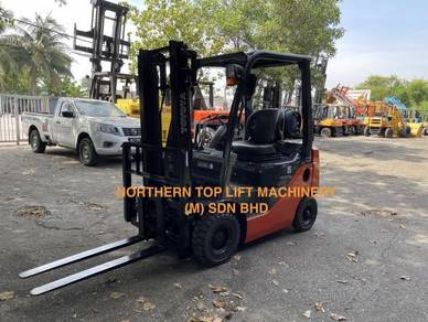Direct Imported JAPAN TOYOTA 1.5 ton FORKLIFT