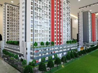 Last 2 unit freeold Ipo Town CONDO 0% downpayment near to GH