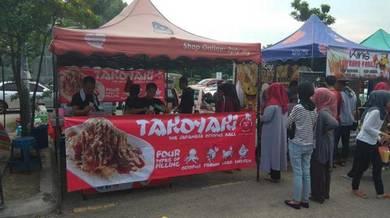 Pakej Perniagaan Takoyaki