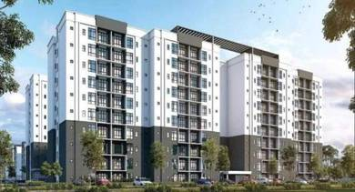 Last unit Book RM 500 get Ipoh Condo 1000sf freehold Klebang AEO Mall