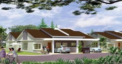 Single Storey Semi D Freehlod , Pulau Indah, Klang Port klang