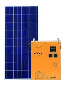 Solar Generator 300 watt + Solar Panel + 70ah Deep