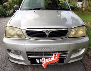 Perodua KEMBARA 1.3 (M) DVVT FACELIFT BARU $$$