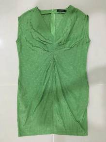 Nichii Green Dress ~ FREE SHIPPING