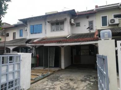 Usj 3, subang jaya, 2 storey terrace house, good deal