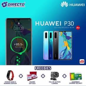 HUAWEI P30 (8GB RAM)MYset+4 HADIAH+ 24 BLN JAMINAN