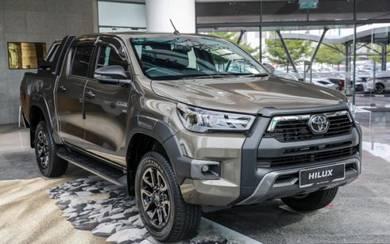2021 Toyota HILUX ROGUE 2.8 TURBO INTERCOOLER