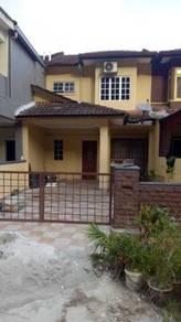 Double Storey Jalan Anggerik 1, Bukit Sentosa, Rawang For Sale