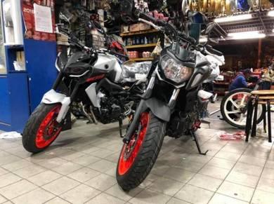 Yamaha mt09/ mt 09 / mt-09 NEW MODEL