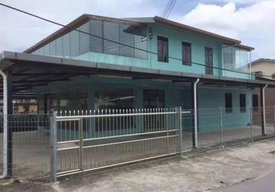 Sekama Double Storey Detached House For Sale