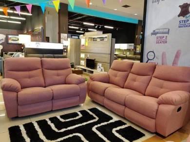 3RR+2RR +1Recliner Sofa