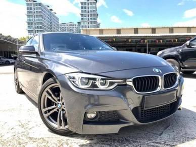 2017 BMW 330E M-SPORT (ckd) 2.0 facelift (a)