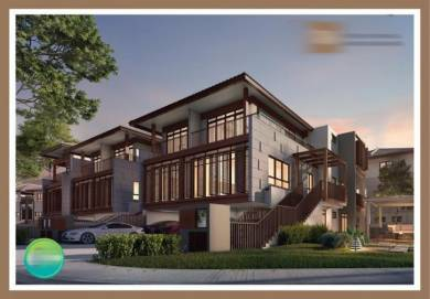 FREEHOLD [22'x70'/29'x70'] Cyberjaya 3 Storey Link Villa House Landed